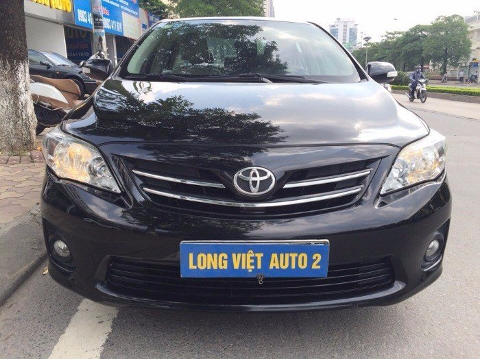 Toyota Corolla Altis sản xuất năm 2012 Số tự động Động cơ Xăng