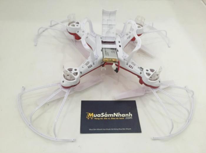 Pin chuẩn flycam dung lượng 650mAh.