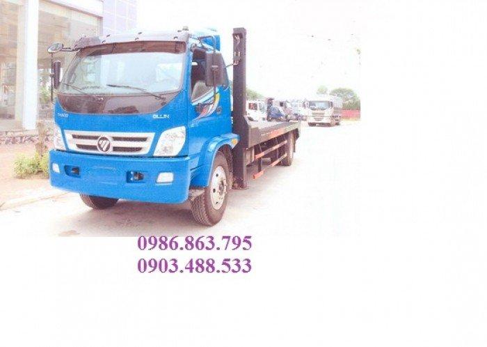 Xe nâng đầu thaco ollin 950A