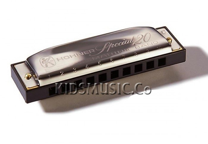 Kèn Harmonica Hohner Special 20 C CountryTuning C