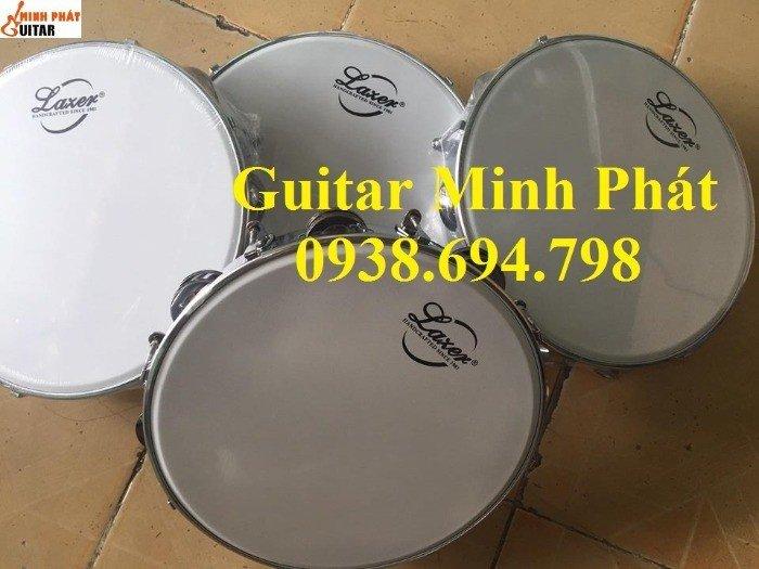 Bán trống lắc tay, tambourine giá rẻ quận tân phú
