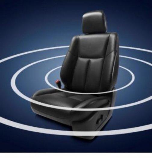 Chiếc ghế không trọng lực với nissan xtrail
