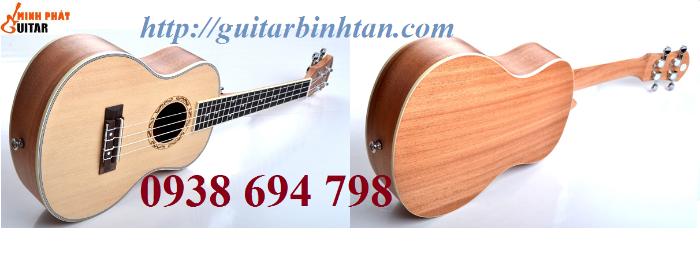ukulele concert giá rẻ