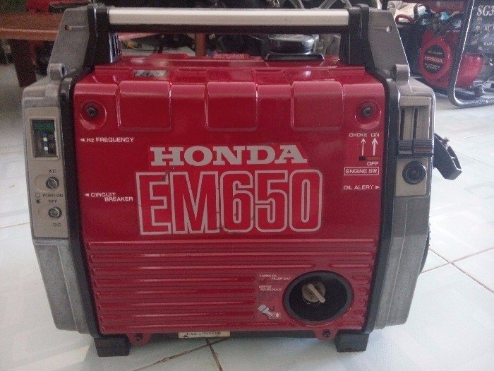 Máy phát điện xách tay HONDA EM6501
