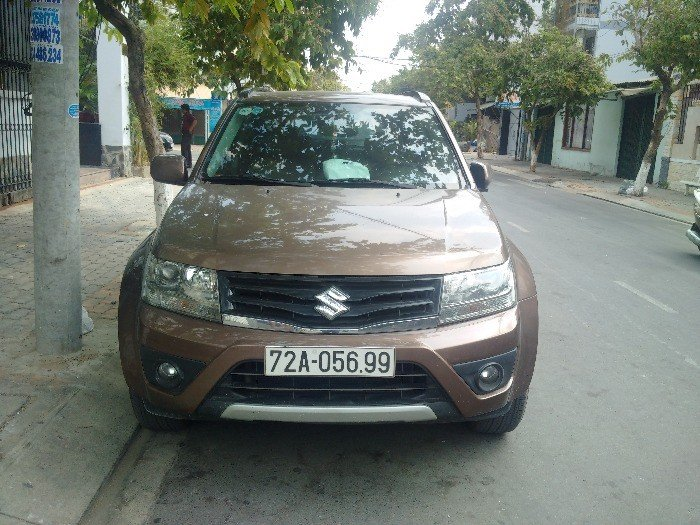 Bán xe Suzuki _ Grand Vitara 2013