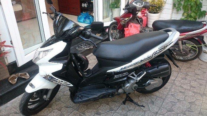 Suzuki Hayate 125 2011
