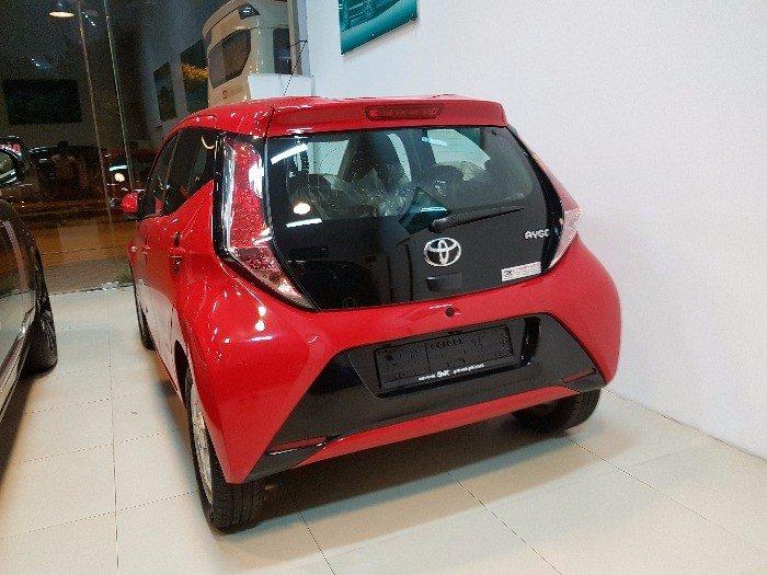Toyota Aygo sản xuất năm 2015 Số tự động Động cơ Xăng