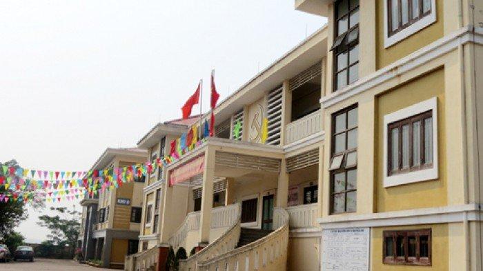 Trung tâm Bồi dường Chính trị - Trần Phú - Cao Xanh - Hạ Long