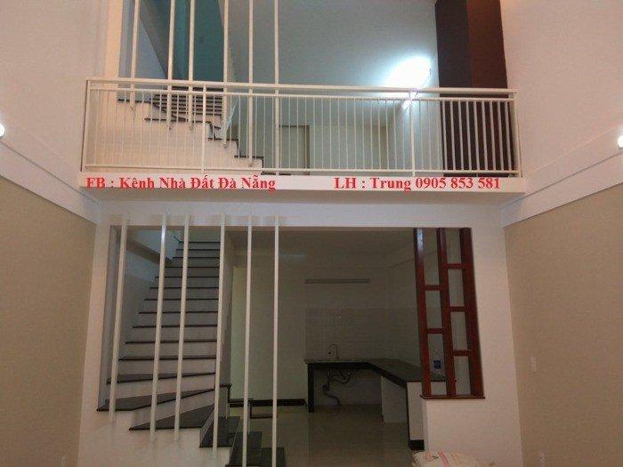 Bán nhà đẹp K76 Lê Vĩnh Huy gần chợ Hòa Cường giá chỉ 1150tr