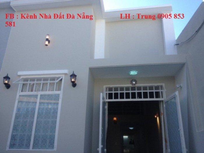 Bán nhà đẹp mê lửng K2m5 K448 Trưng Nữ Vương giá chỉ 880tr/76m2