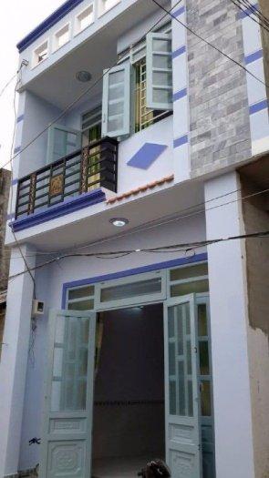 Nhà phố 5x14m hóc môn, SHR, mặt tiền 12m