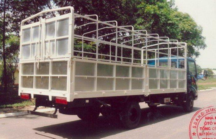 Xe tải Veam VT260 tải trọng 1t99 . Bán xe tải Veam VT260 tải thùng dài 6.2m Xe Tải Veam VT260