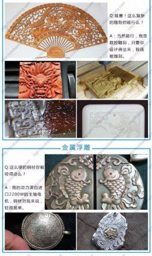 Máy cnc khắc dấu đồng 6090, máy cnc 6090 đục đá, đục tượng
