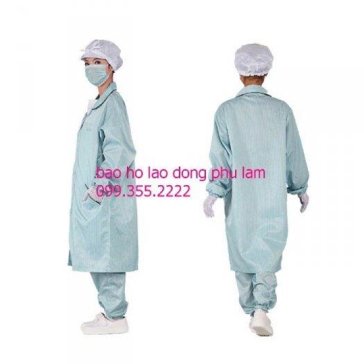 Bộ quần áo của chúng tôi đảm bảo độ chống tĩnh điện trong khoảng: 10^6- 10^9Ω. Bộ quần áo bảo hộ phòng sạch chống tĩnh điện có đủ các size thông thường như: S, M, L, XL, XXL,… Nó cũng đa dạng về màu sắc: trắng, xanh, hồng, vàng…