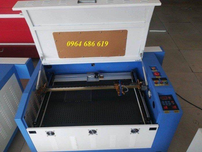 Máy laser 4060, máy laser cắt khắc phi kim chuyên nghiệp