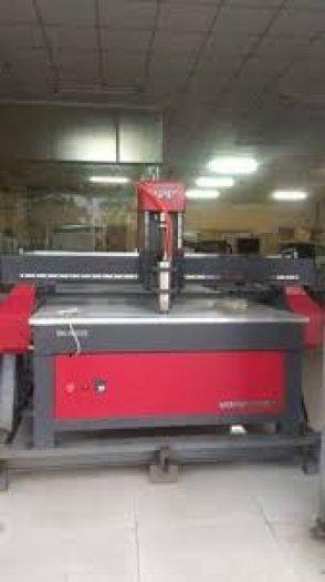 Máy cnc 1325, máy đục vách ngăn, máy cắt quảng cáo