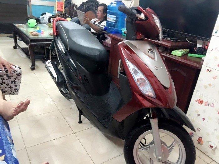 Kymco Candy 50cc Cho HS & SV Lưu Thông Không Cần Bằng Lái Xe