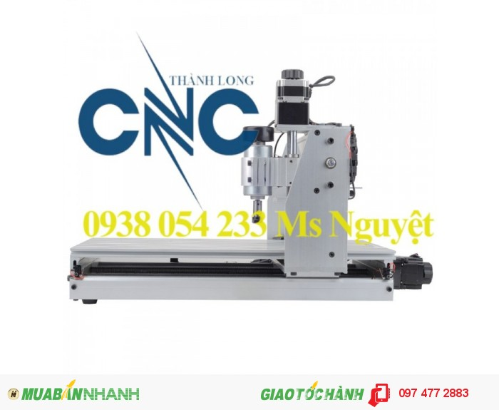 Máy CNC Mini 3 trục nhập khẩu