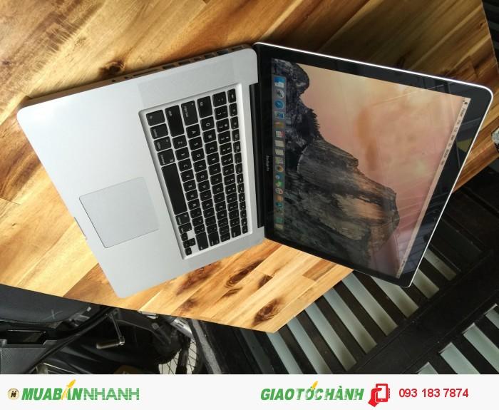 Laptop Macbook pro MC723 | bàn phím chiclet, đèn bàn phím.