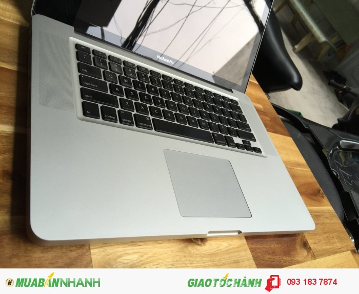 Laptop Macbook pro MC723 | ram 8G.