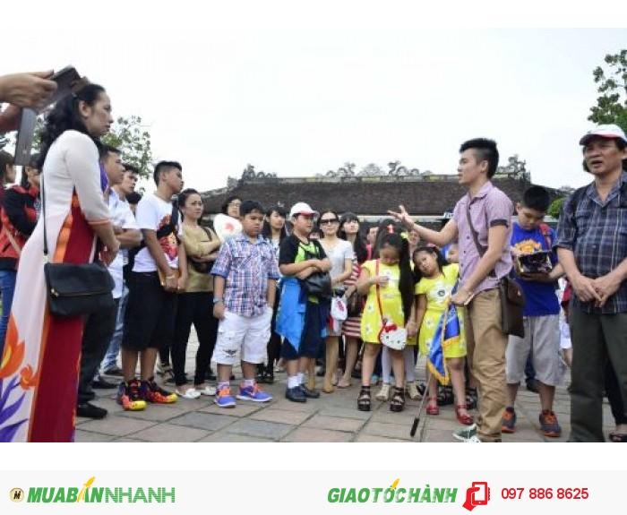 Hà Nội: Học Nghiệp vụ Hướng dẫn du lịch ngắn hạn - Cấp Thẻ nội địa, quốc tế