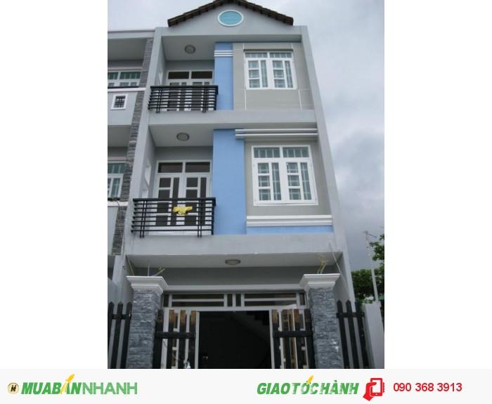 Nhà DT 4,7x12m, đường Huỳnh Tấn Phát,nhà bè