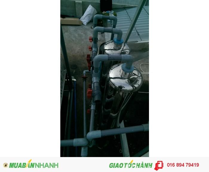 Bình lọc nước nhiễm phèn