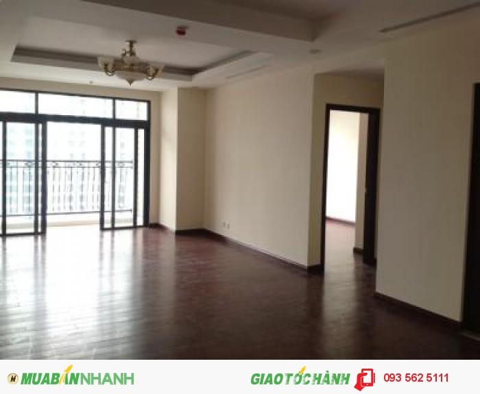 Cho thuê gấp chung cư Golden West, Thanh Xuân, 96m2, 3PN, 8tr/tháng