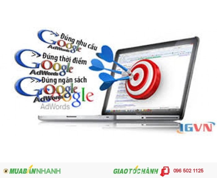 Mang khách hàng tới các doanh nghiệp thông qua việc quảng cáo đưa các từ khóa sản phẩm lên trang nhất của google
