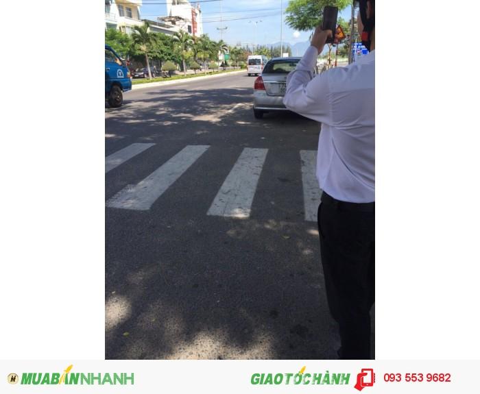 Bán 4 lô đất liền kề, đường 3/2 trung tâm TP Đà Nẵng, rất thích hợp kinh doanh