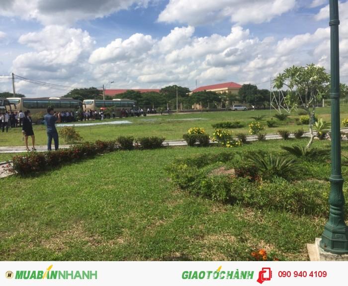 Lô đất 34, Nguyễn Hữu Trí, 100m2, shr