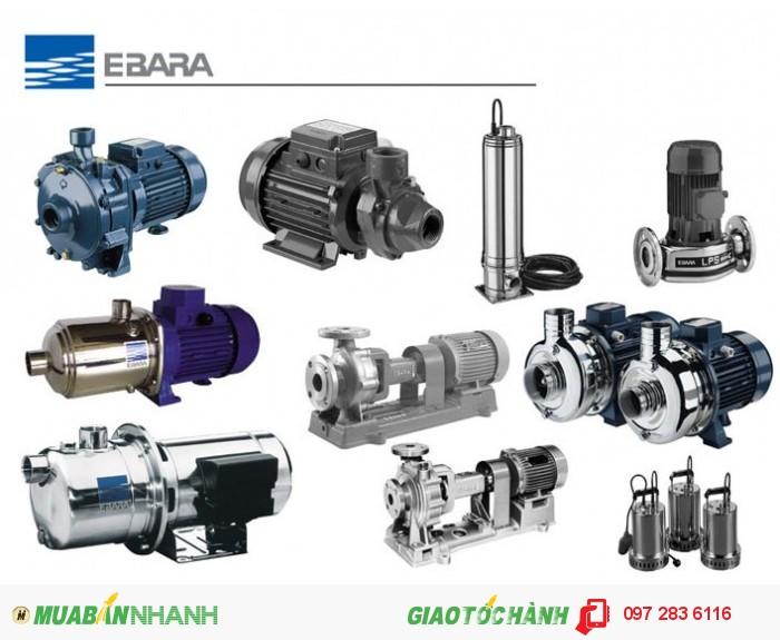 Nên mua máy bơm nước Ebara buồng Inox 304 5.5kw/7.5hp 3kw/4hp call 09728361162