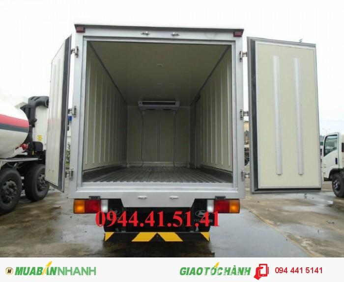 Xe tải thùng đông lạnh HD99 - 5.9 tấn
