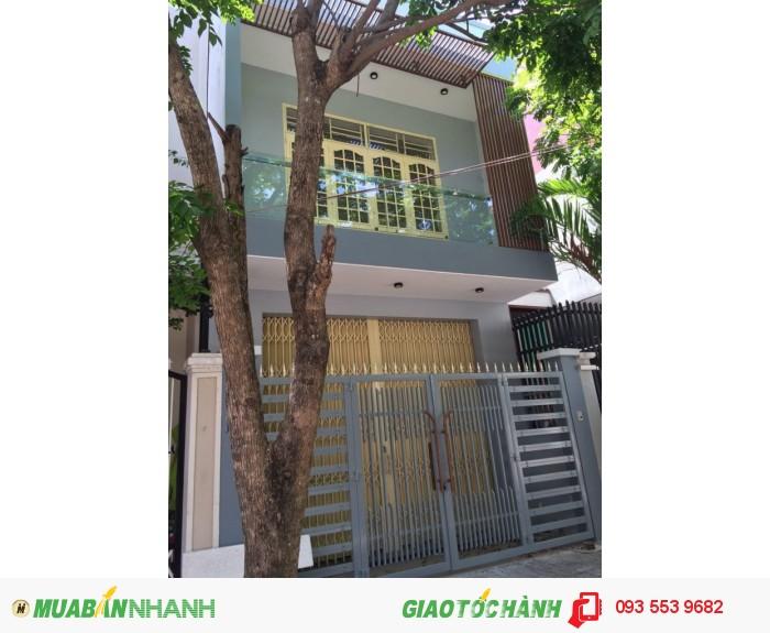 Bán nhà đẹp 2 tầng đường Bùi Kỷ, gần Đại Học Ngoại Ngữ Đà Nẵng