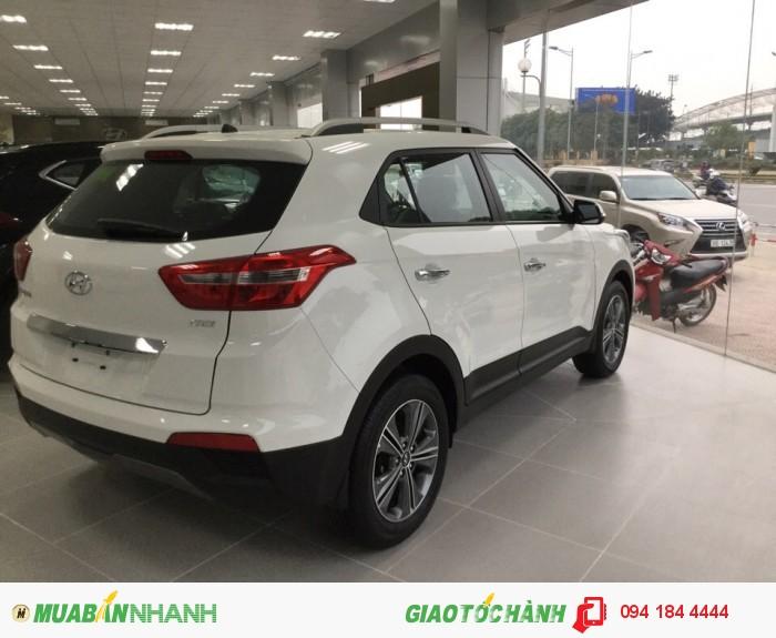 Hyundai Creta sản xuất năm 2016 Số tự động Động cơ Xăng