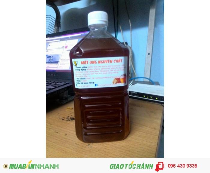 Mật ong nguyên chất giá rẻ tại Hà Nội2