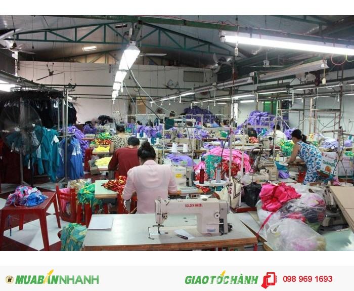Xưởng May Gia Công Trang Trần