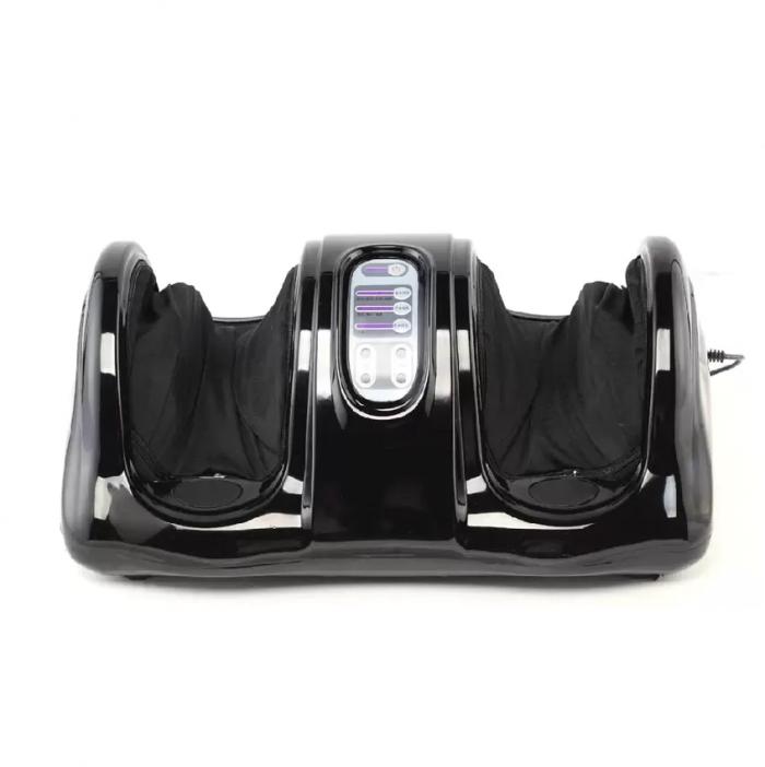 """Máy """"Mát xa Chân Foot Massager""""có 4 chế độ tự động mát xa (tự động, cá nhân, tùy chỉnh và điều khiển từ xa). Nhấn nút """"tự động"""" liên tục để điều chỉnh sang chế độ mát xa phù hợp. Nhấn nút """"Cá Nhân"""" thì điều chỉnh linh hoạt 3 chế độ: nhón gót chân, vòm bàn chân, lòng bàn chân. Với nút """"Tùy Chỉnh"""" bạn có thể cài đặt tốc độ và cách mát xa phù hợp. Còn """"Điều Khiển Từ Xa"""" chính là bộ điều khiển từ xa các quy trình hoạt động của máy.3"""