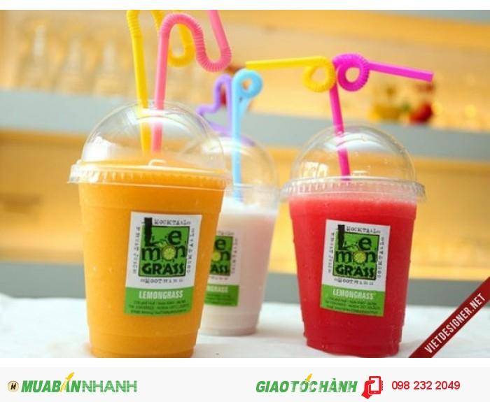 In ly nhựa coffee ,trà sữa ,take way cho hệ thống nhà hàng ,quán cafe ,quán ăn, 2