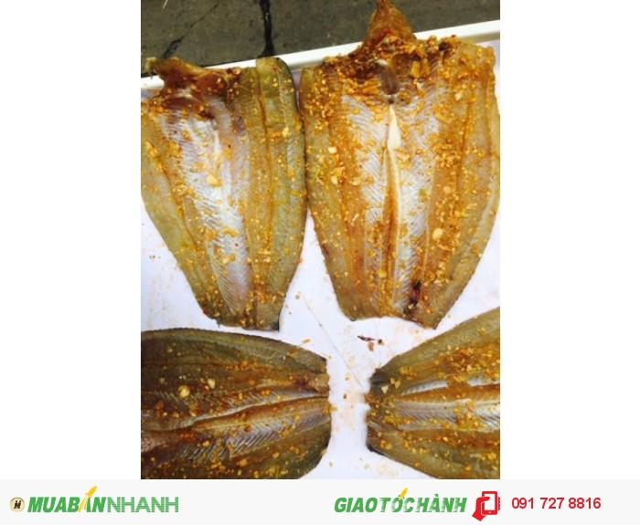 Cá lóc 1 nắng giá 260k/ kg