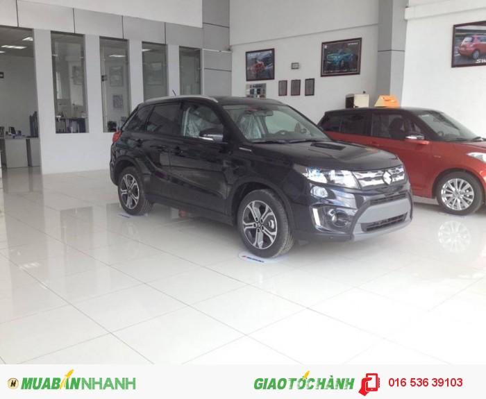 Đại Lý Suzuki Biên Hòa bán New Vitara 2016 giá tốt, nhiều quà, có xe giao ngay