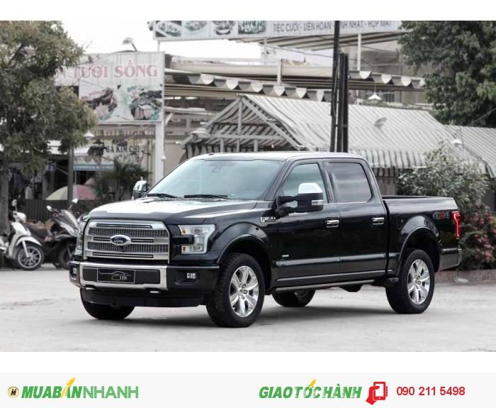 Ford F150 Platinum 2016 Mới 100 Giá 3 010 000 000đ Gọi