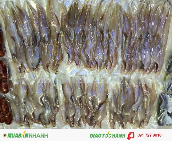 Bán khô cá lưỡi trâu tại HCM