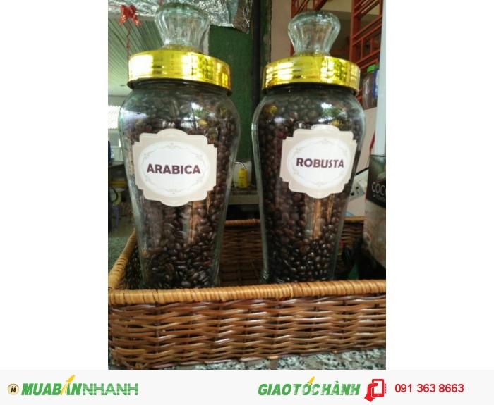 Đặc sản Café rang xay thủ công Đăk Lăk2