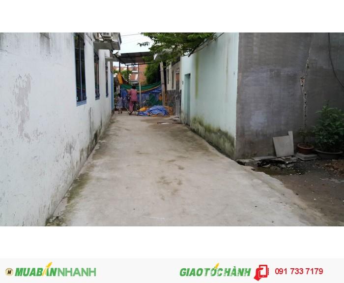 Nhà C4 GX Bùi Môn, gác lửng, sổ riêng, 3mx15m, 620tr