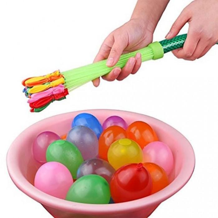 Bộ 111 bong bóng nước MAGIC BALLOONS nhiều màu0