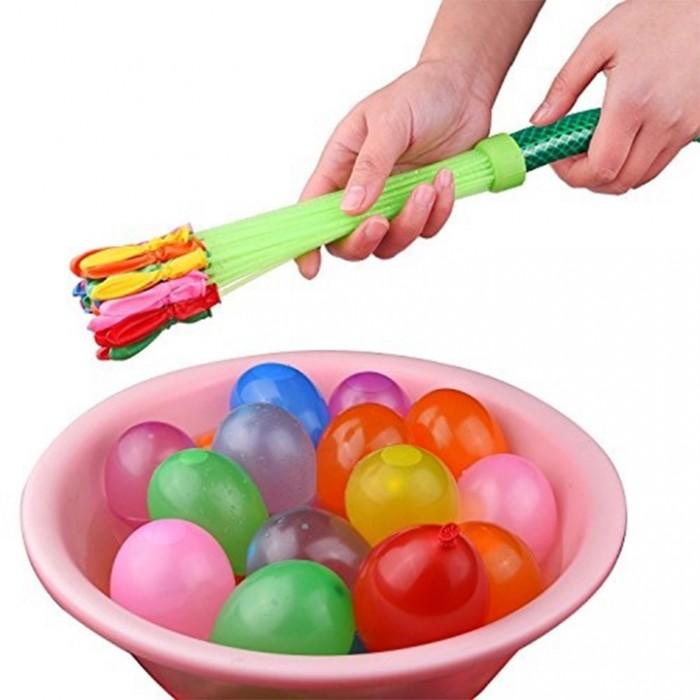Bộ 111 bong bóng nước MAGIC BALLOONS nhiều màu1