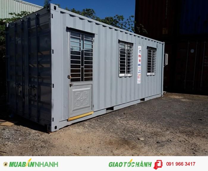 Phân phối mua bán các loại Container