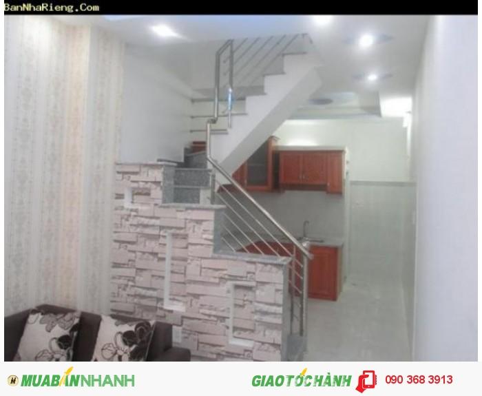 Nhà 3 tầng 88m2 hẻm 8m Đường Lê Văn Lương