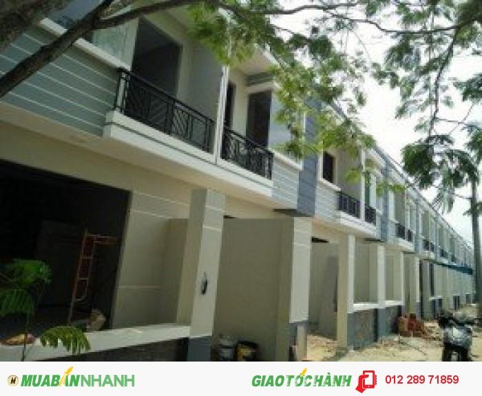 Bán 2 nhà phố huyện Hóc Môn giá 340, 680 triệu, sổ riêng